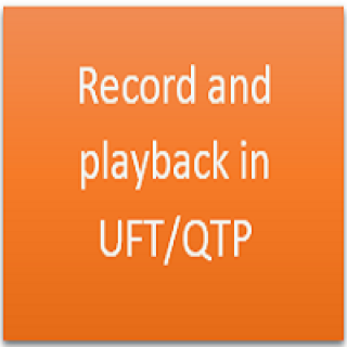 Record and playback