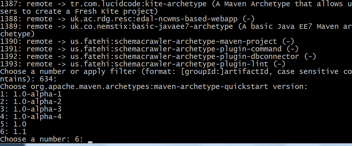 how to create maven project in eclipse