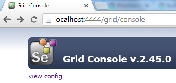 Grid Console