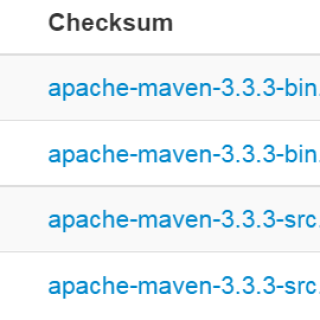 Maven zip file