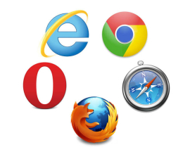 browser in selenium