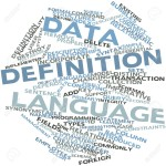 Data definition language or DDL commands