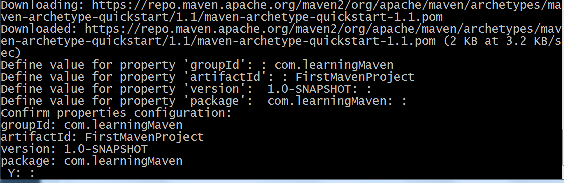 groupid and artifactid in maven